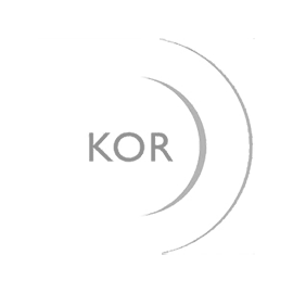 KOR Communications logo